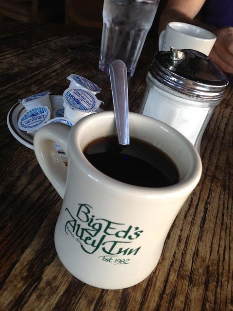 Coffee - Big Ed's Alley Inn