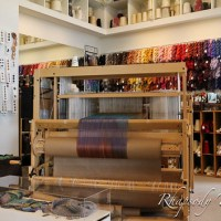 Silk Weaving Studio