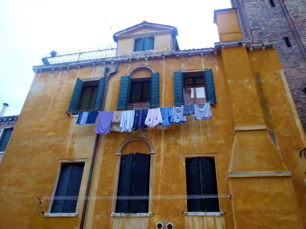 Daily Venice life