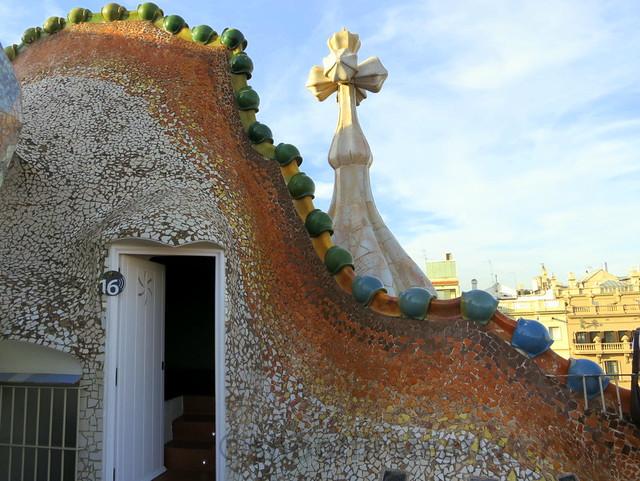 Casa Batlló Gaudi Barcelona-047