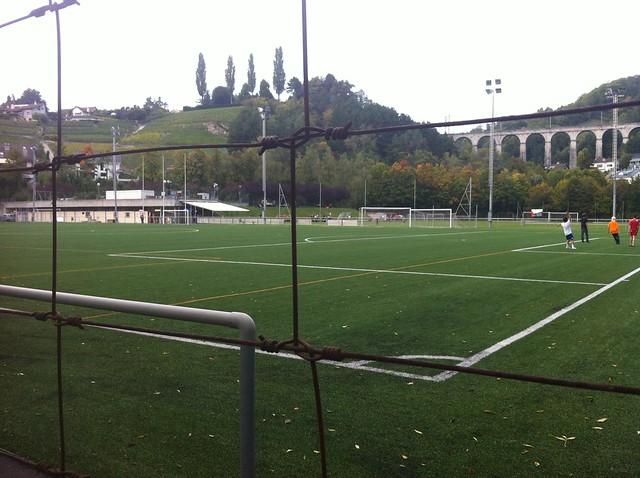 Sportplatz Pully