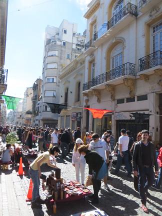street fair san telmo