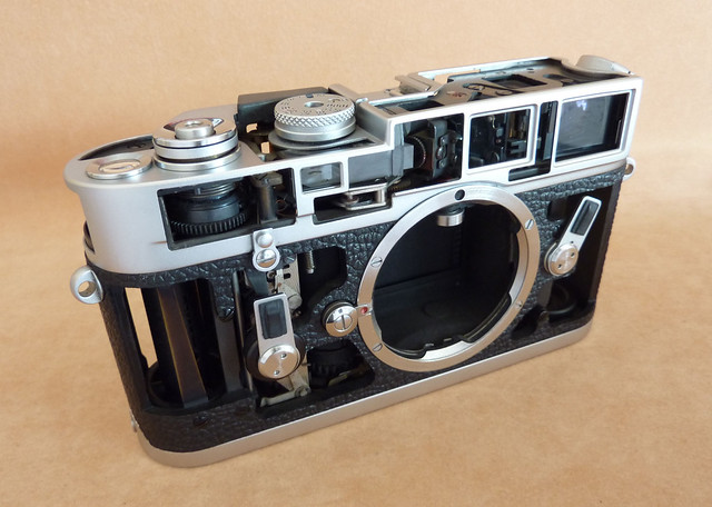 Rara Leica M4 en ebay