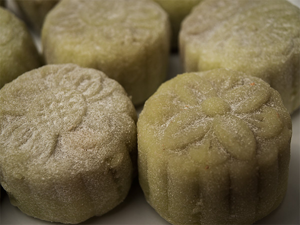 Your very own snow skin mooncakes