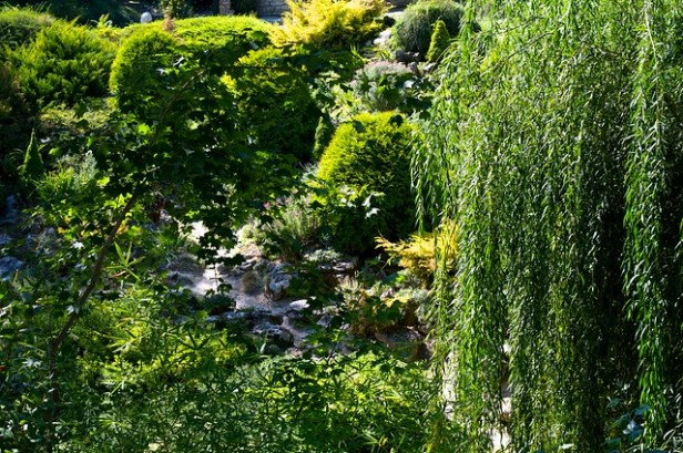 Балчик. Дворец королевы Марии и Ботанический сад