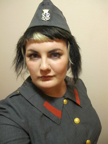 dress up army hat