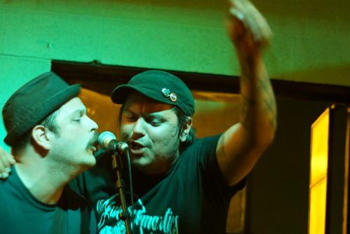 Red City Radio, Motorco Garage, Durham NC, 10/02/12