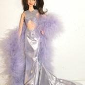 Sexy Lynda Carter Ooak Barbie re-paint Doll.