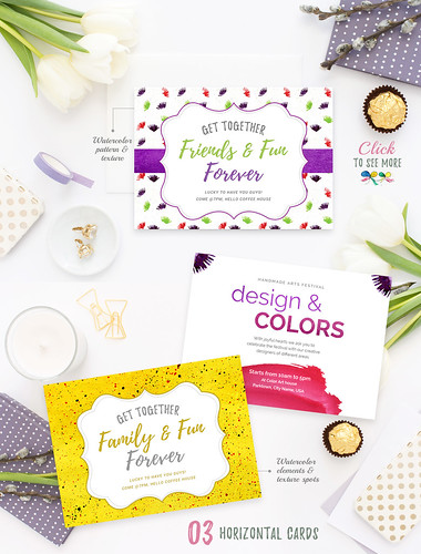 PURELY FUN 45+ Watercolor Pack with BONUS
