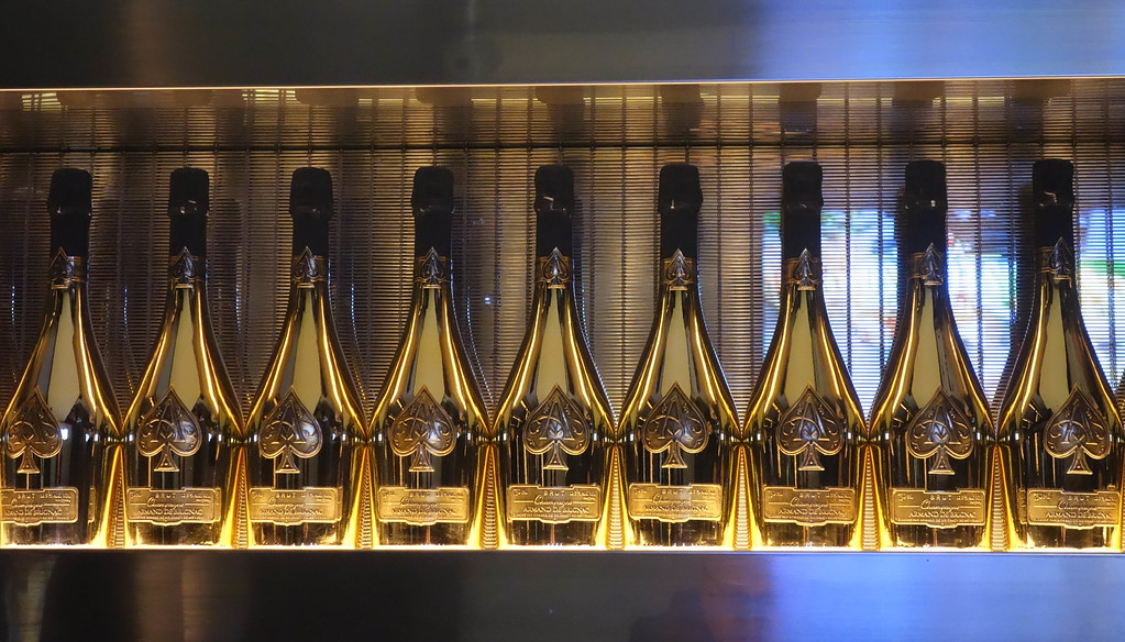 Armand de Brignac Champagne at The 40/40 Club