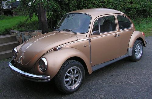 Folkevogn Boble / Volkswagen