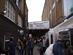 Brick Lane Sunday Market
