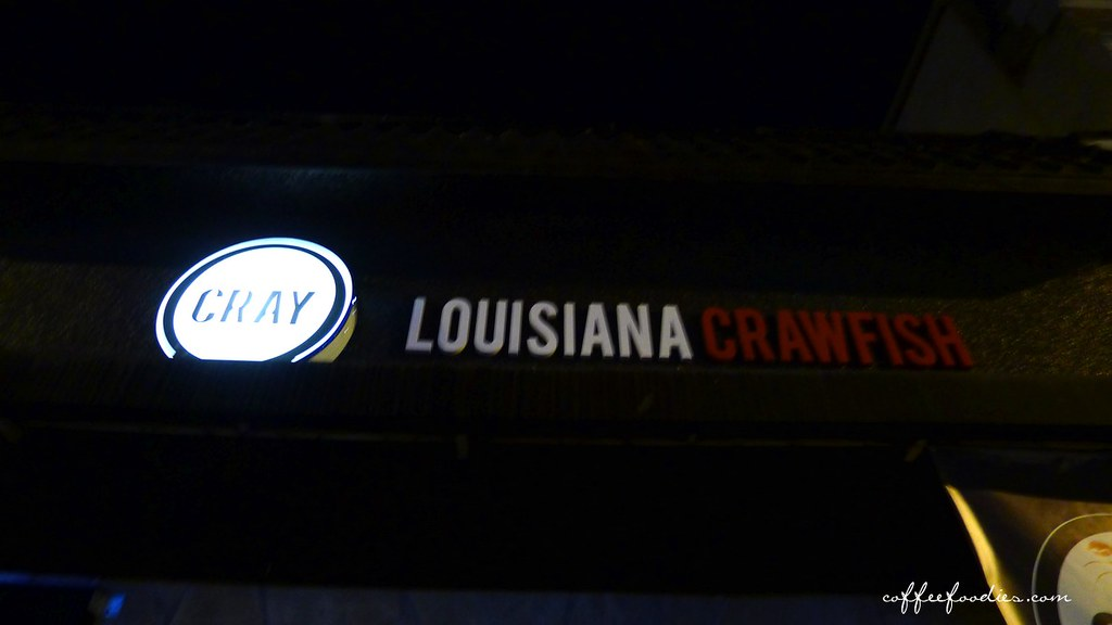 CRAY Kitchen & Bar Louisiana Crawfish