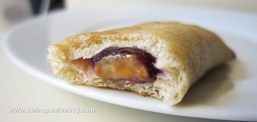 Kid Cuisine Snack Stix Peanut Butter & Grape Innards