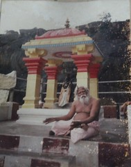 Old Agasthiar temple - before the flood