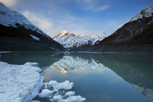 One Last Look At Mt Cook