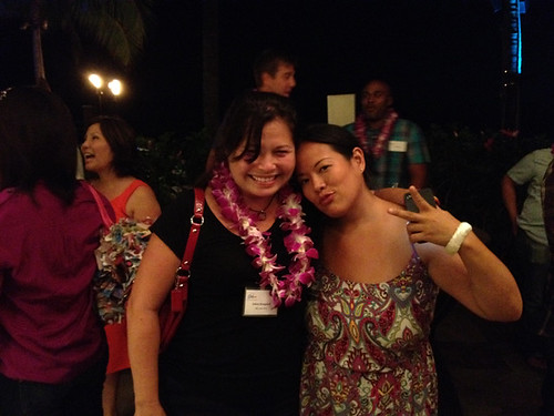 Oahu 2012 (with Lee Anne Wong)