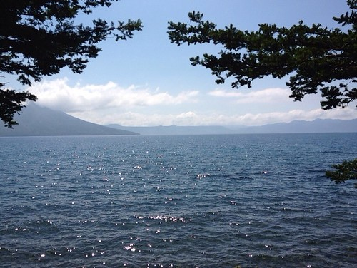 支笏湖ブルー