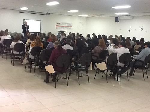 Capacitaçao Doenças Raras Secretaria Saúde Itaquaquecetuba - MPS e Fabry by priscilatorres