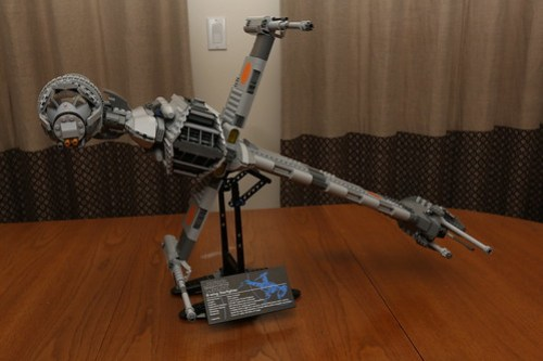 10227 B-wing Starfighter Review - 1