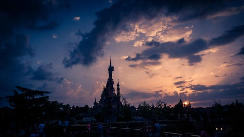 Dark Disney : The Magic is in the Sky (Disneyland Paris) - Photo : Gilderic