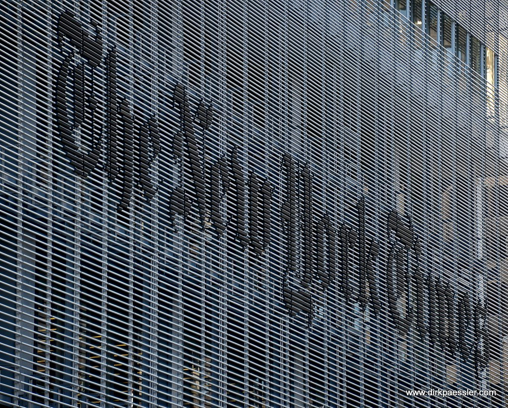 The New York Times by Dirk Paessler
