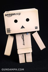 Revoltech Danboard Mini Amazon Box Version Review & Unboxing (14)