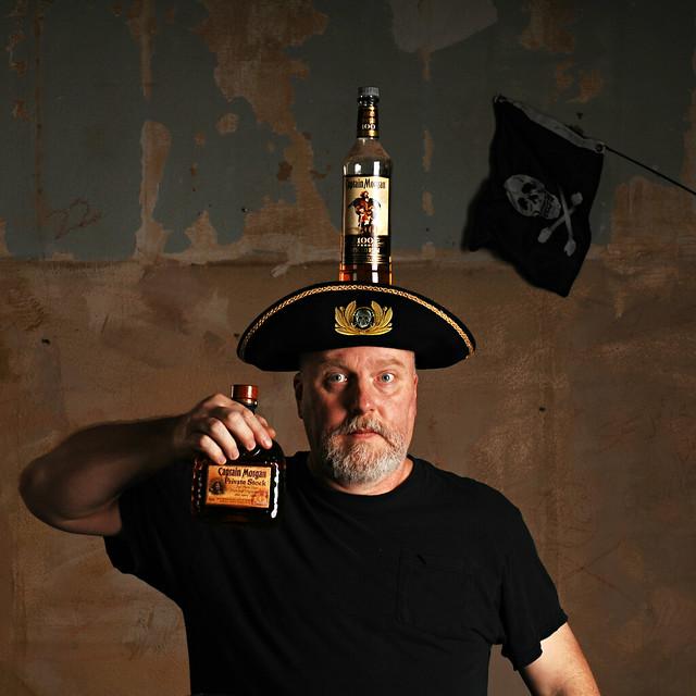 Captain Morgan Outtake