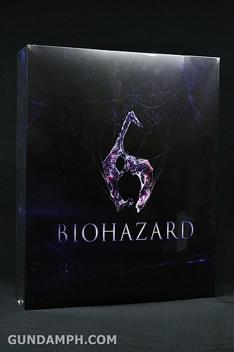 Resident Evil 6 Special Pack Jacket & Shirt PS3 Philippines Release (10)