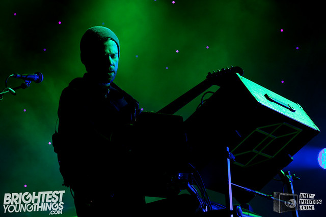 M83 play Virgin Freefest '12