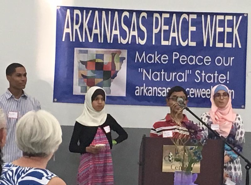 Little Rock,AR 2016 Peace Week - Peace Across Faiths Event (7)