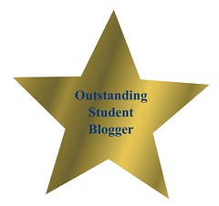Outstanding Student Blogger 2012#4