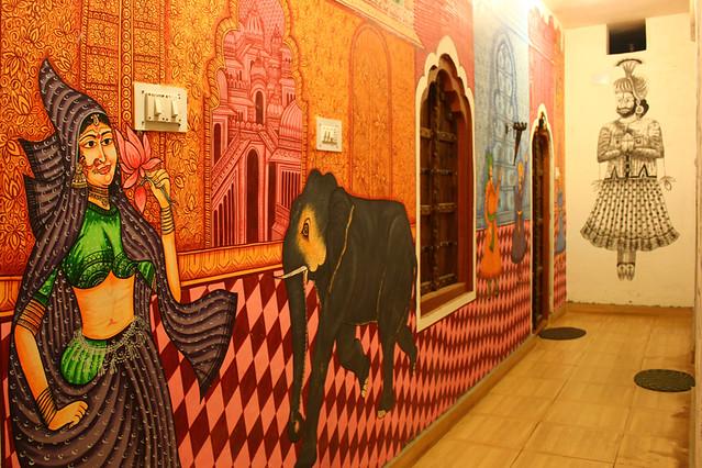 KiKishan Palace Hotel - Pushkarshan Palace - Pushkar