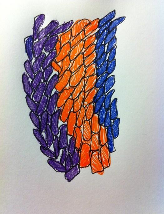 024:365 Rag Knots