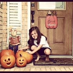 Isabella pumpkins