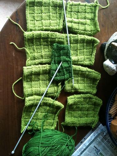 Vert tricot