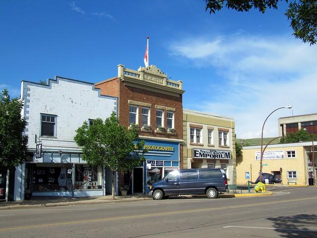 Downtown Restaurants Red Deer