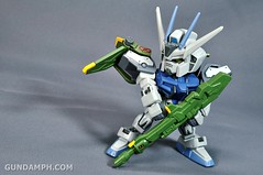 SDGO SD Launcher & Sword Strike Gundam Toy Figure Unboxing Review (41)