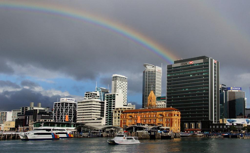 Ferry terminl Auckland (12)