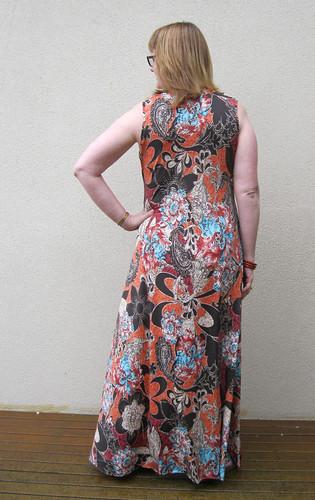 Cherish dress - ankle length