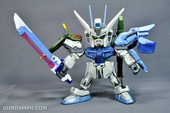 SDGO SD Launcher & Sword Strike Gundam Toy Figure Unboxing Review (48)