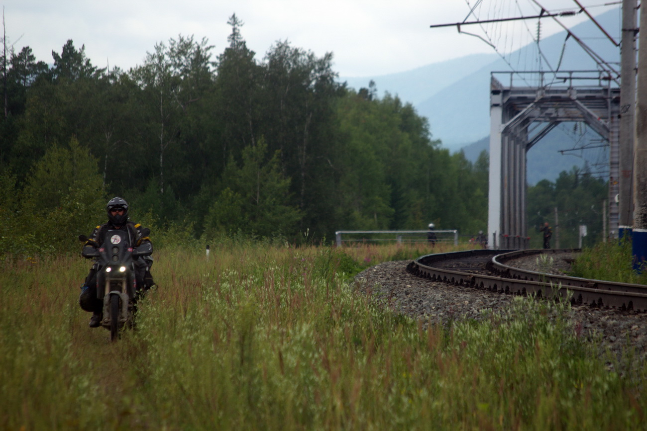 sibirsky trail motorcycle
