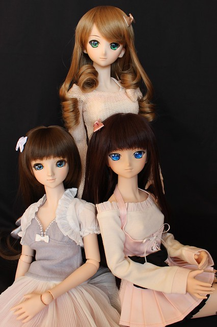 Lily, Annalise and Rin