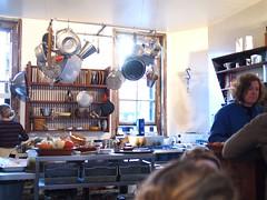 Kitchen, Leila's Shop, Calvert Avenue  Bethnal Green, Shoreditch