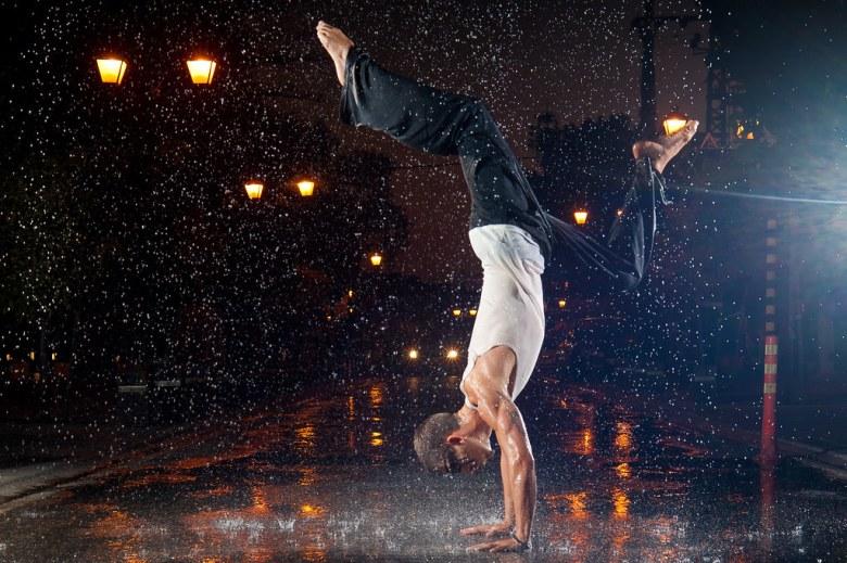 Local Rain: Rotem