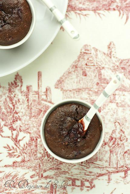 Moelleux chocolat betterave