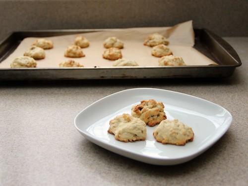 walnut drop cookies
