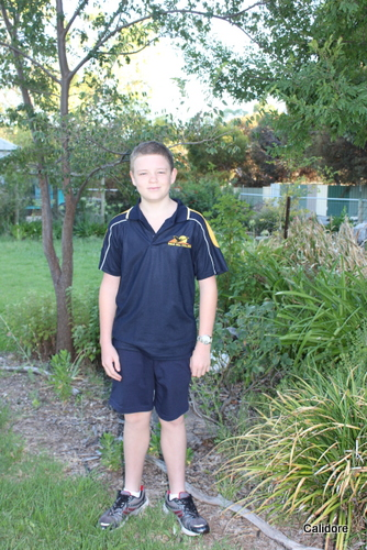 James - 1st Day Secondary School
