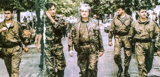 Radovan Karadžić, 1992