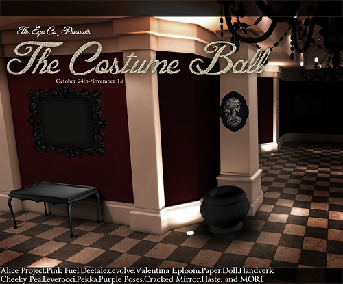 The Costume Ball